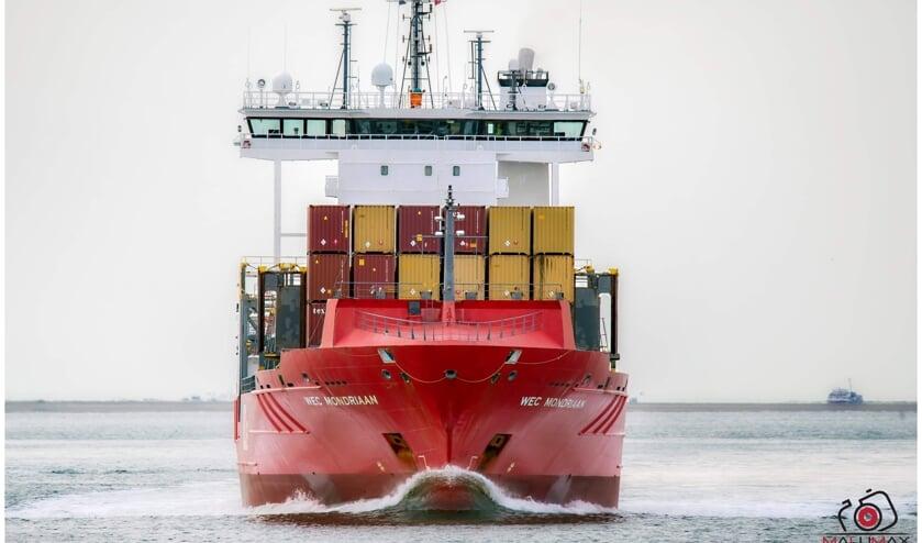 <p>containers, containerdienst, haven Moerdijk</p>