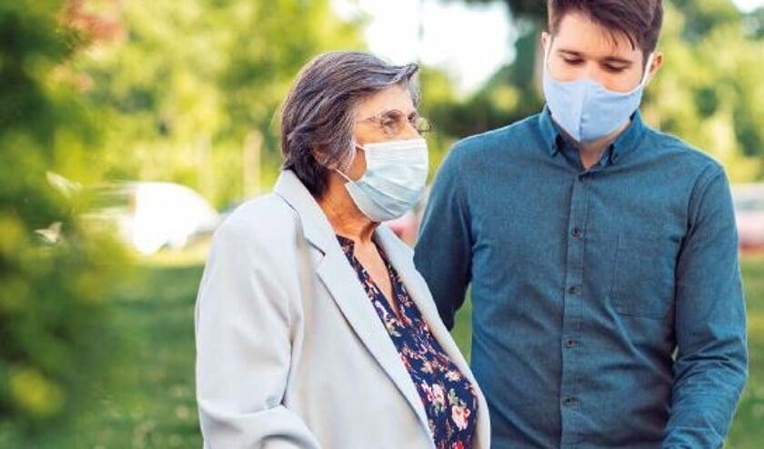 Wie griep heeft kan zonder hevige klachten toch anderen besmetten.