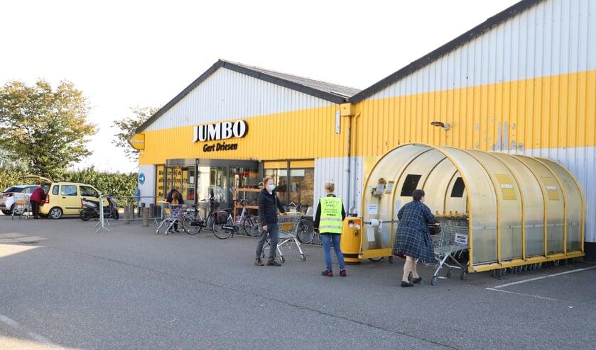 <p>De Jumbo is nu aan de rand van Fijnaart gevestigd. FOTO WILL ROMBOUTS</p>