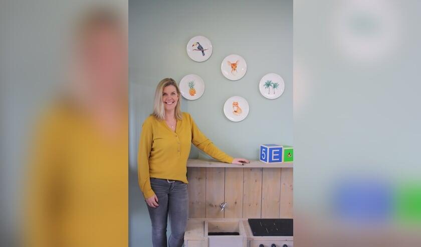 <p>Ilse van Duppen van kdv Kinderland De Kindertuin.</p>