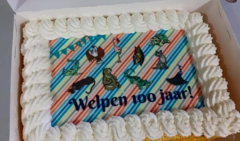<p>Welpen 100 jaar&nbsp;</p>