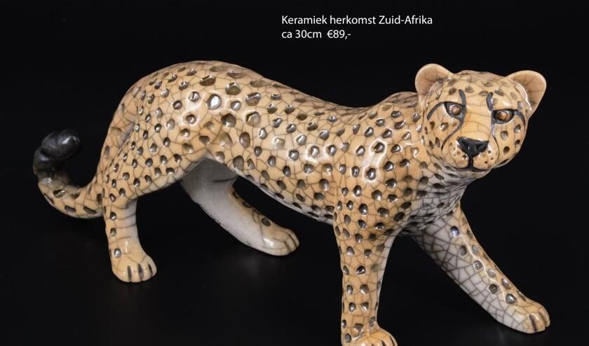 <p>Wereldwinkel vraagt aan iedereen om uit te kijken naar deze cheeta.</p>