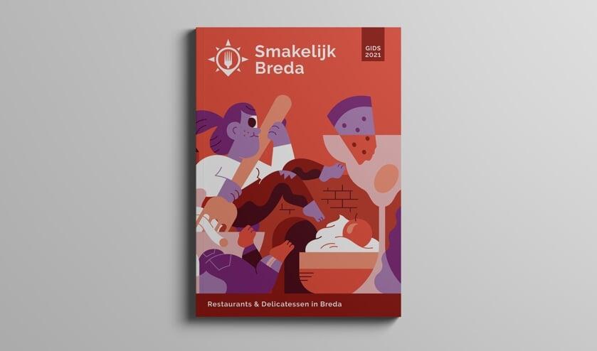 Smakelijk Breda gids 2021.