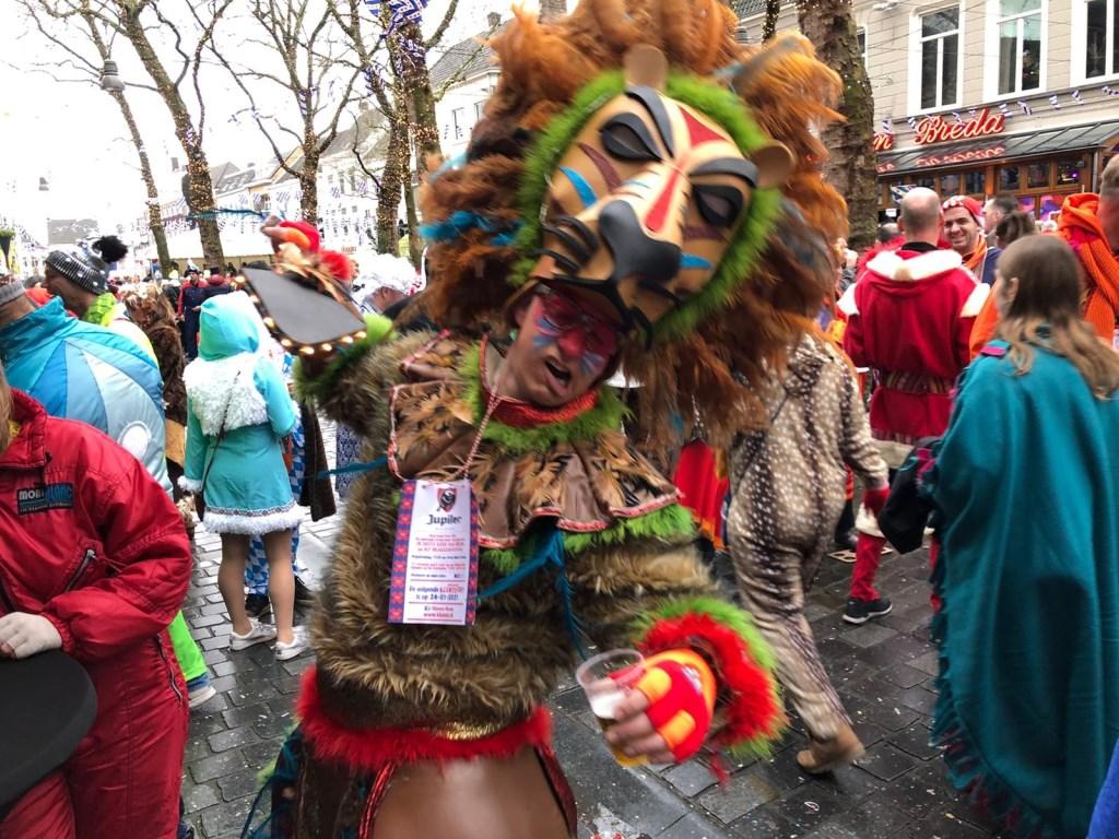 De klûners hebben er zin in! Foto: Vera de Geus © BredaVandaag
