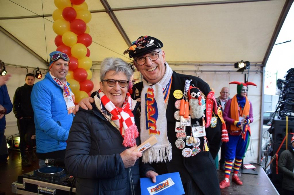 MaMi winnares eerste prijs. FOTO STELLA MARIJNISSEN Foto: Stella Marijnissen © Internetbode