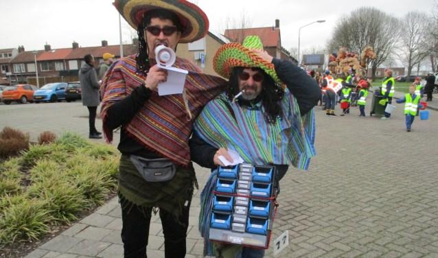 Mexicaanse streekproducten in de aanbieding in Moerdijk Foto: Ties Steenhouwer © Internetbode