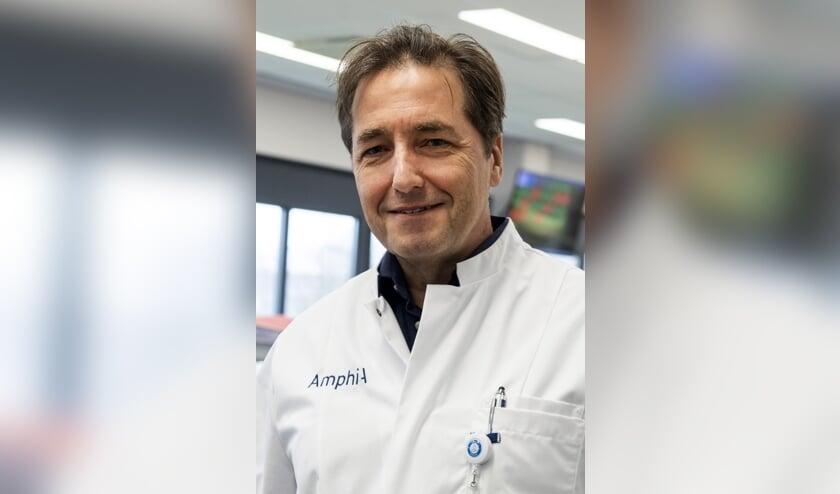 <p>Arts-microbioloog Jan Kluytmans.</p>