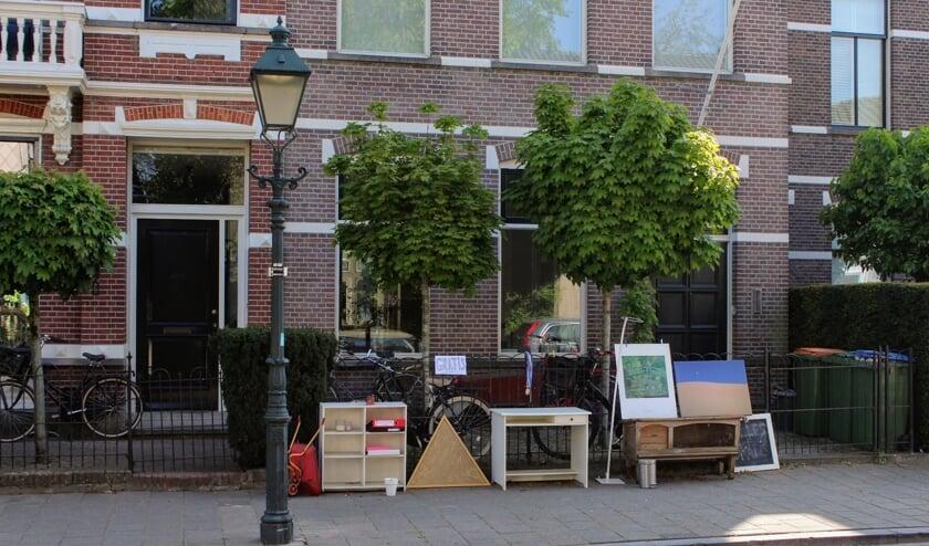 De Bredase binnenstad ziet er dit jaar heel anders uit tijdens Koningsdag.
