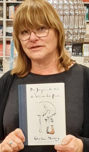 Jacqueline Lamper. FOTO PAARD VAN TROJE