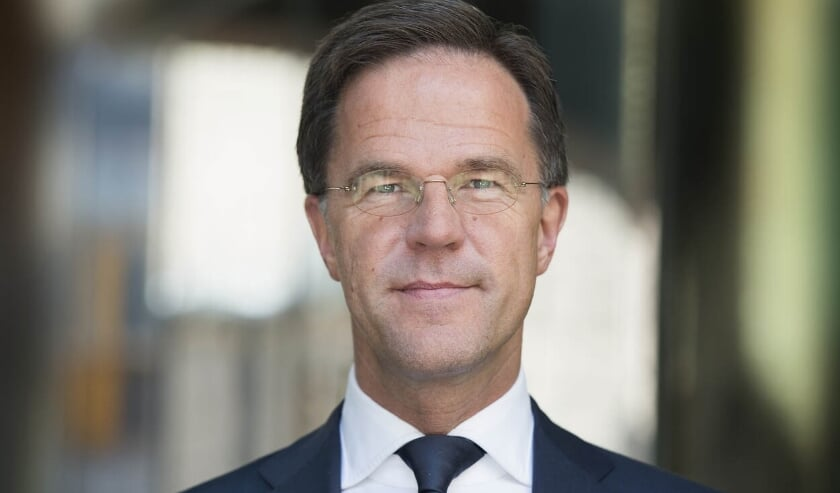 <p>Minister-president Mark Rutte.</p>