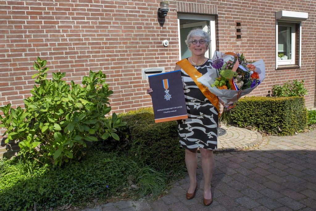 Gonny van Fessem Foto: Jorgen Janssens © BredaVandaag