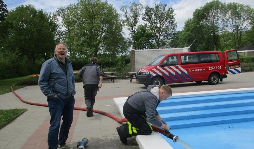 Ons Bad, zwembad Willemstad