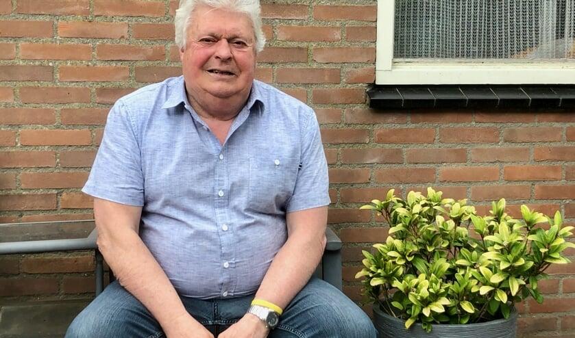 Peter Pertijs geniet al vijf jaar met volle teugen van zijn pensioen.