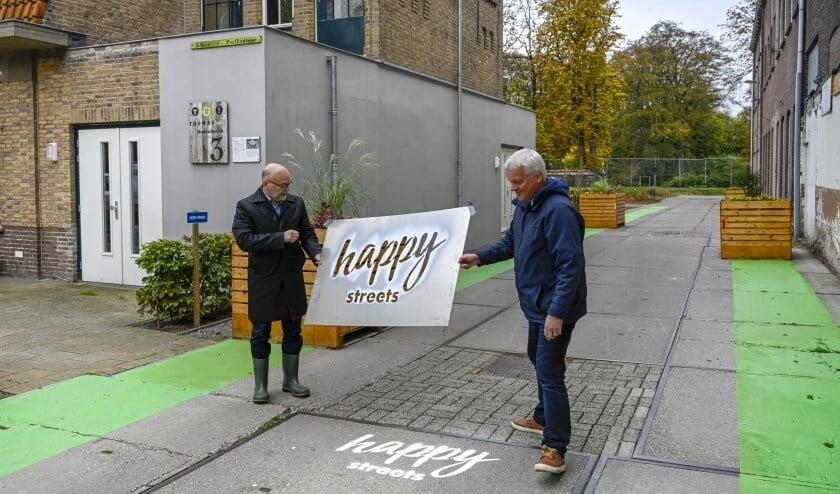 In oktober 2017 werd de Happy Street-pilot afgetrapt bij het Thomashuis.