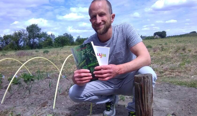 Marco Stroo heeft een schrijfwedstrijd opgezet.