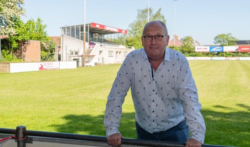 Johan Wagtmans is een clubman in hart en nieren: 'Bij Rood-Wit is het goed geregeld'