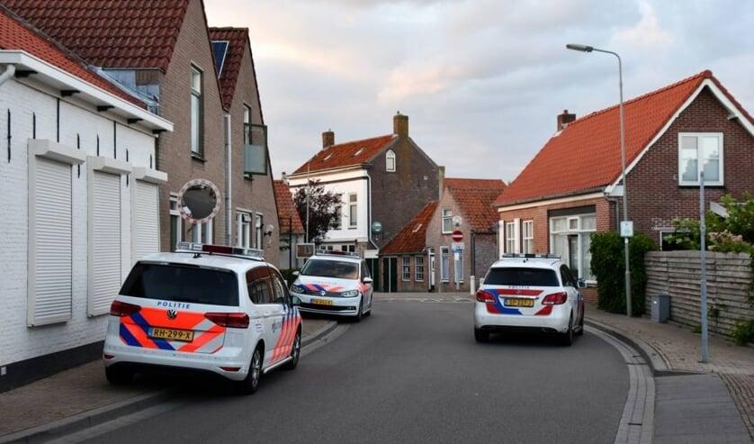 Persoon aangehouden in woning Wolphaartsdijk na melding over