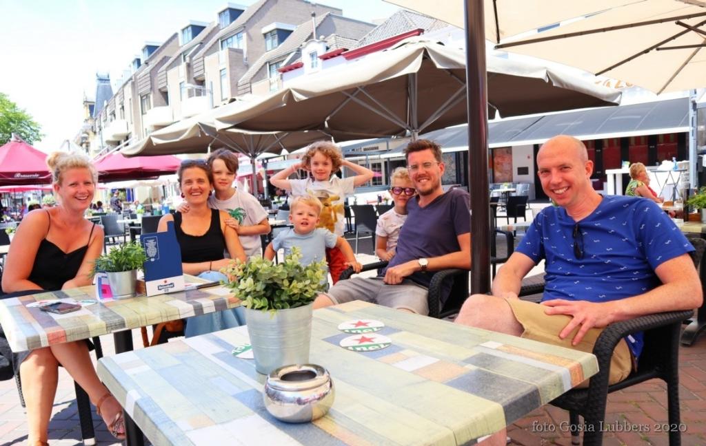 De Oude Markt in Roosendaaal.  Foto: Gosia Lubbers © Internetbode