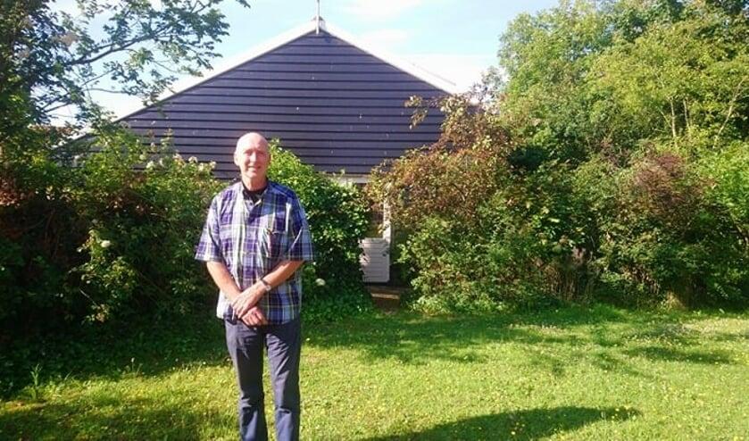 Rob Duijm is tevens beheerder van camping De Striene.