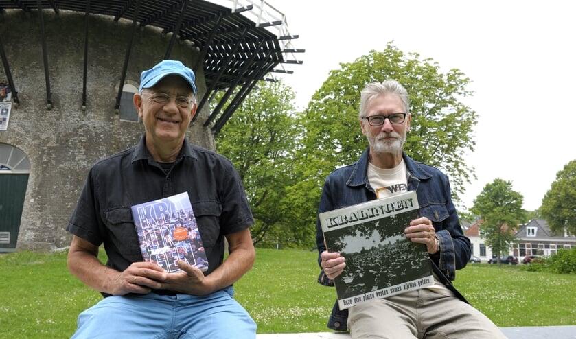 Marcel Koopman en Peter Sijnke.