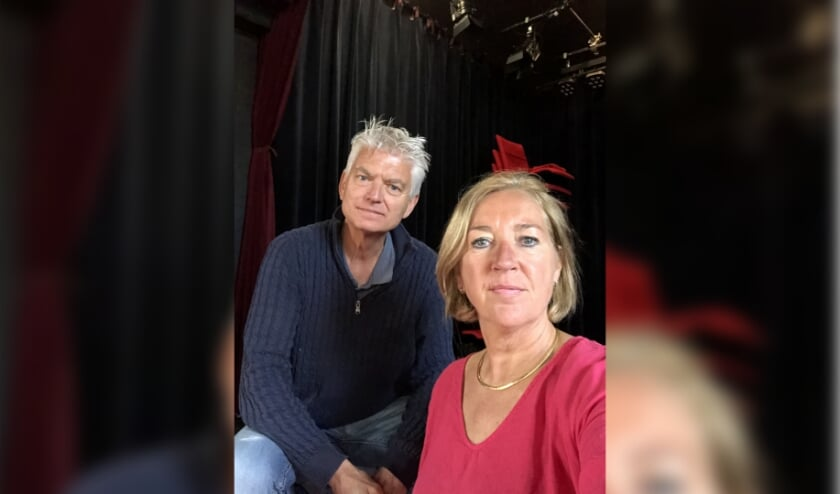 Esther en Peter de Neef.
