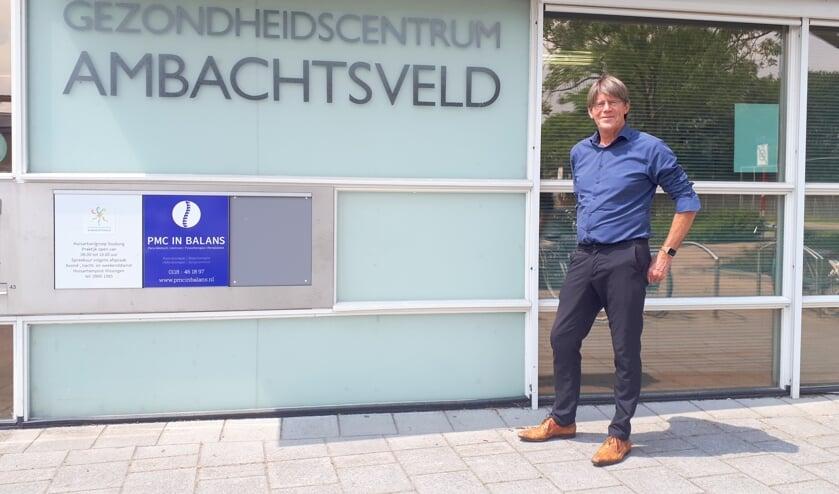 Huisarts Hans Meijer werkt tot 1 oktober nog een dag in de week en gaat dan met pensioen.