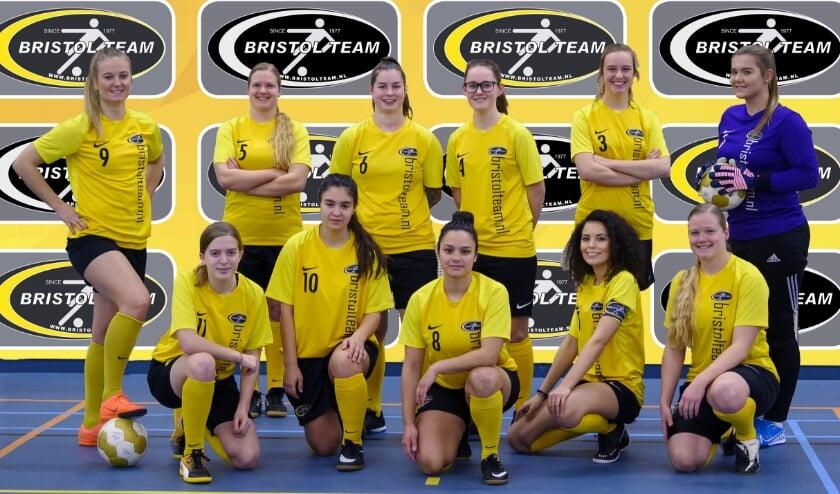 Bristol Team vr 1. FOTO BRISTOL TEAM