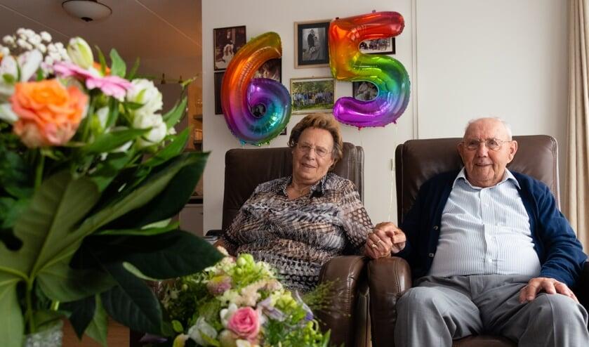Dertig jaar lang heeft het echtpaar de Schijfse Boerenbond gerund.