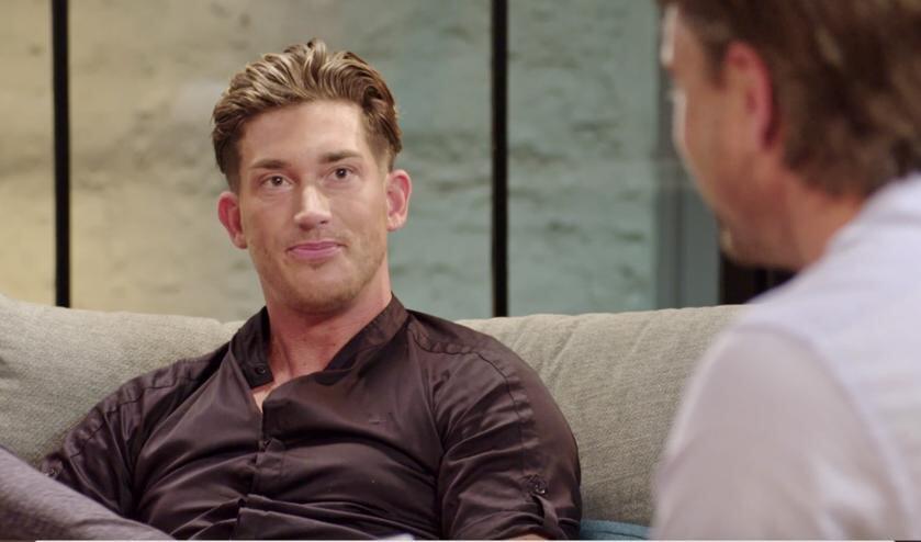 De Bredase Niek deed zijn verhaal in de aflevering.