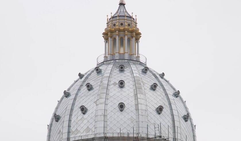 De Kapel van Saint Louis straalt aan alle kanten.