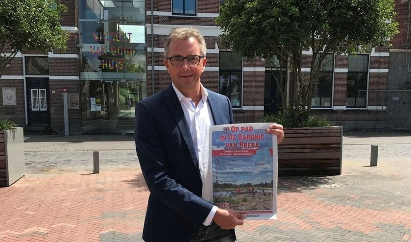 Wethouder Johan de Beer: 'Gebruik zomer om eigen regio te ontdekken'