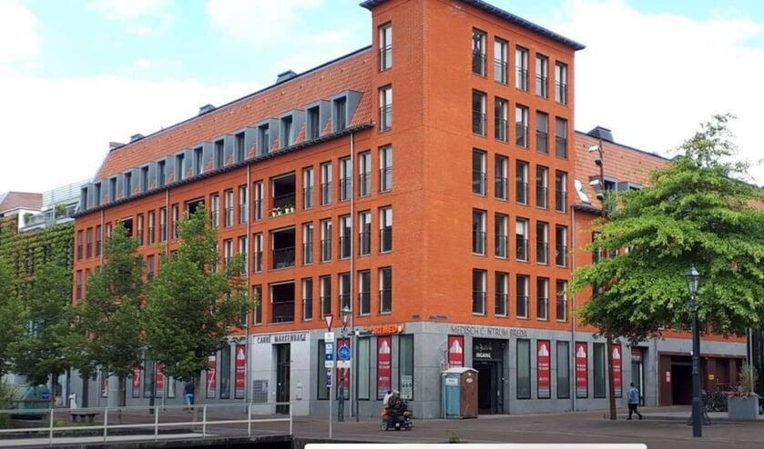 De BoulesBitesBar komt in het pand van Medisch Centrum Breda