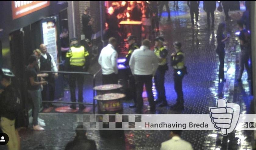 Horeca, handhaving en politie attenderen 'stappers' op 1,5 metermaatregel.