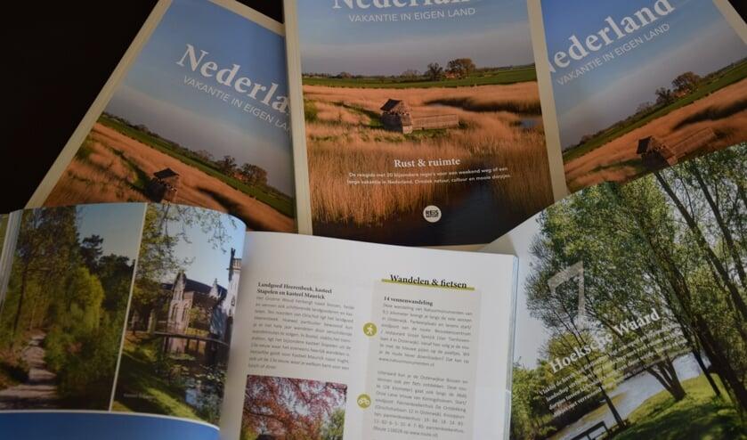 Reisverslag van Nederland.