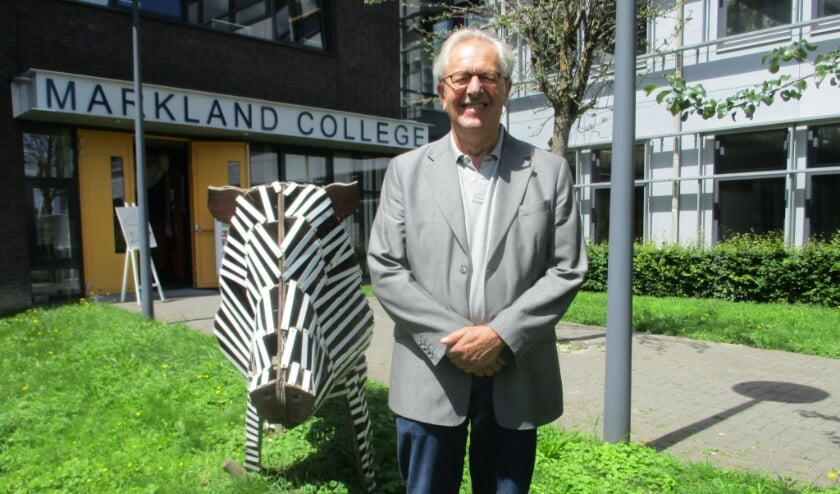 José Buijs: 'Volgens veel leerlingen ben ik wel veeleisend. Ik wil hoog inzetten'