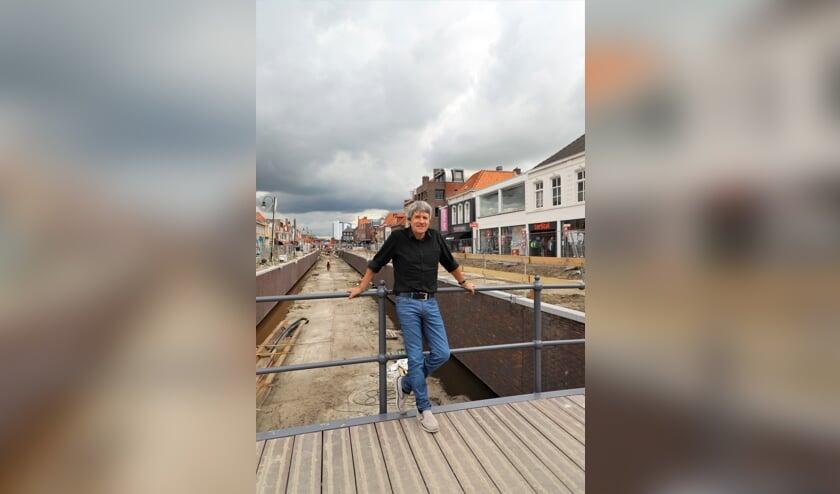 De Profronde van Zevenbergen is diep geworteld in de stad. Henk Hendrikx vindt het dan ook heel jammer dat er dit jaar geen editie is.