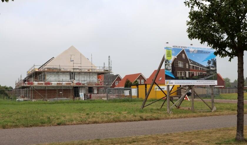 <p>De West-Kraaijertpolder in Lewedorp.</p>