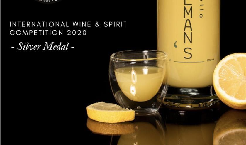 Het Bredase merk heeft zilver gewonnen bij The International Wine & Spirit Competition 2020.