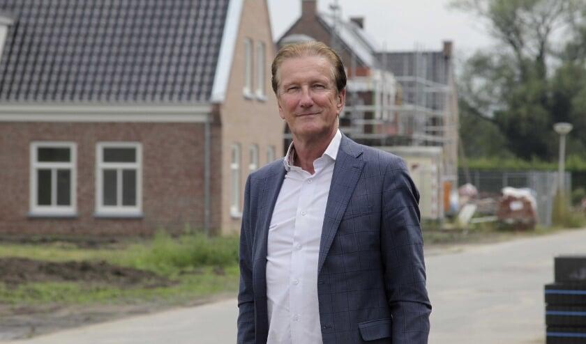 <p>Wethouder Hans de Waal.</p>
