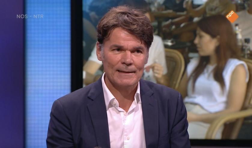 Burgemeester Paul Depla in Nieuwsuur.