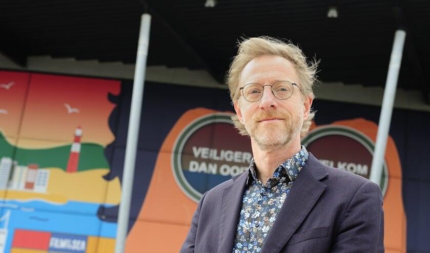 Jan Doense voor bioscoop Cinecity.