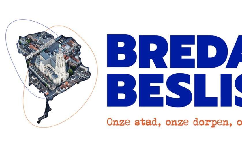 De drie partijen gaan samen verder als Breda Beslist.
