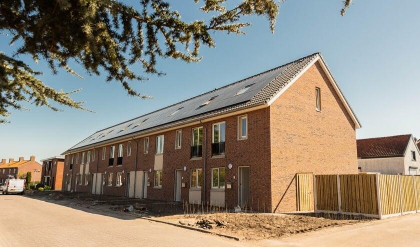 De gemeente Rucphen telt nu zo'n 2.865 sociale huurwoningen. FOTO CORINE ROKS