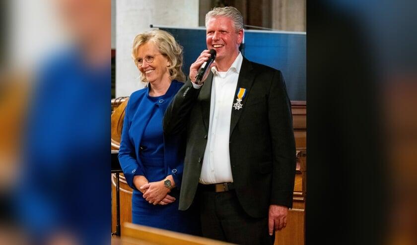 Pieter Heykoop is benoemd tot Ridder in de Orde van Oranje-Nassau.