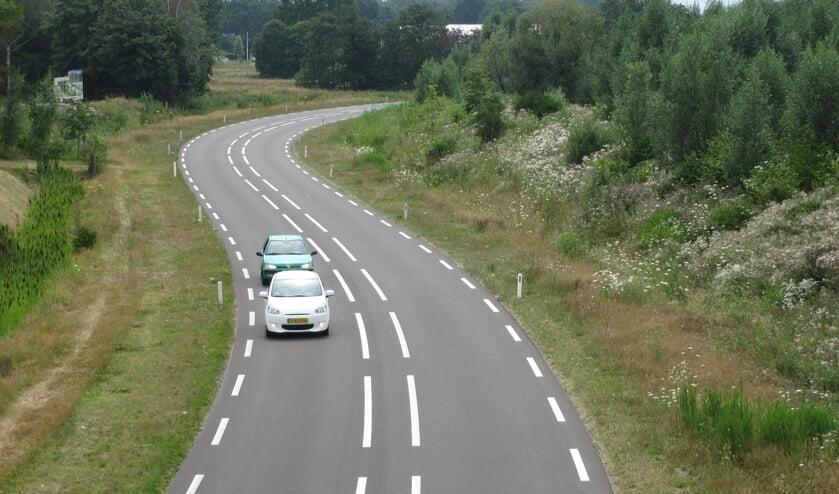 <p>De Randweg in Zundert.</p>