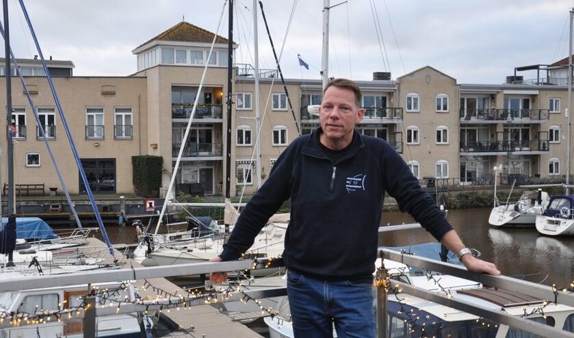 <p>Havenmeester Dirk-Jan van Wezel: &lsquo;De binnenstad van Steenbergen heeft voldoende aanbod voor passanten en toeristen&rsquo; </p>