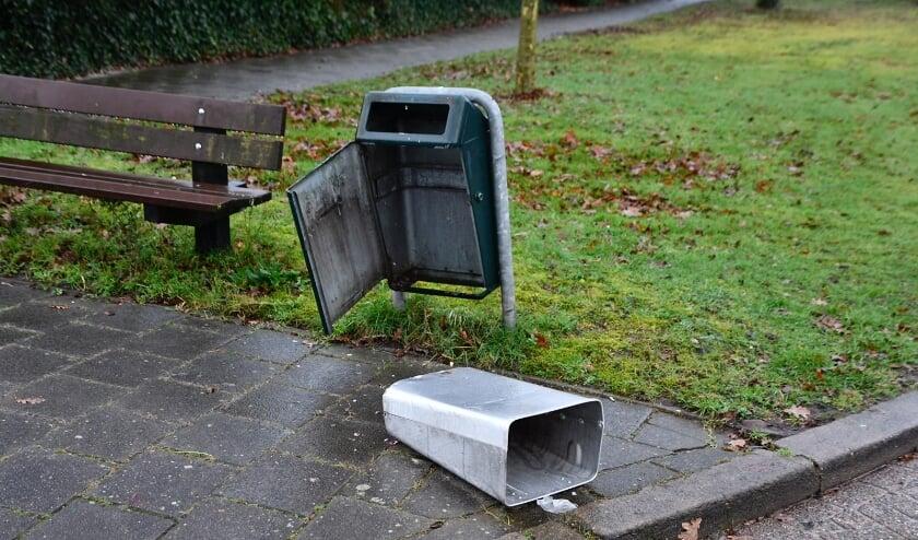 <p>Er was in Reimerswaal dit keer meer schade door vuurwerk dan andere jaren.&nbsp;</p>