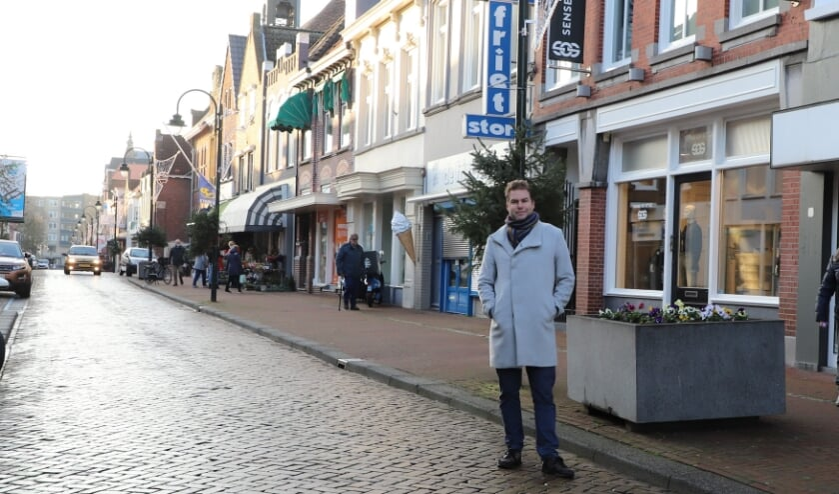 <p>Maikel Gijzen: &lsquo;Het is ook belangrijk om je als stad en als centrum te blijven onderscheiden als een plek waar het prettig en aangenaam verblijven is&rsquo; </p>