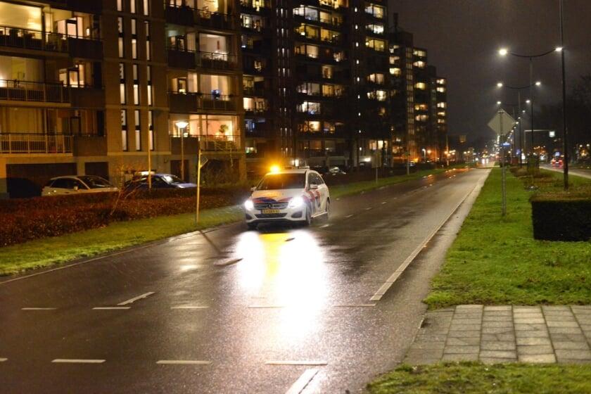 <p>De Bredase straten zijn uitgestorven tijdens de eerste nacht met de avondklok.</p>