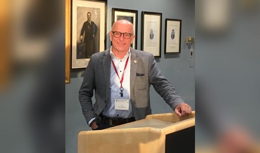 <p>Jac Verschueren, directeur Sint Bavoschool Rijsbergen: &#39;Ik laat me graag vaccineren wanneer ik aan de beurt ben&#39;&nbsp;</p>